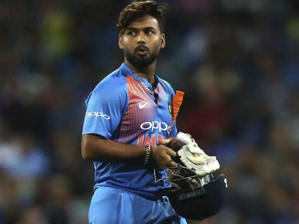 It Was On My Mind Says Pant About World Cup Snub