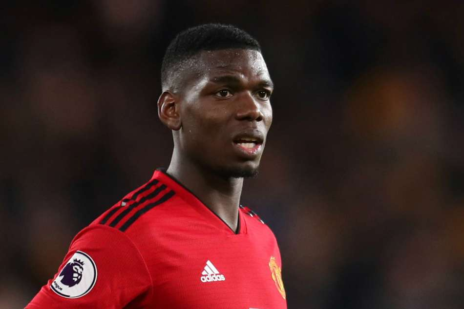Paul Pogba Manchester United New Contract