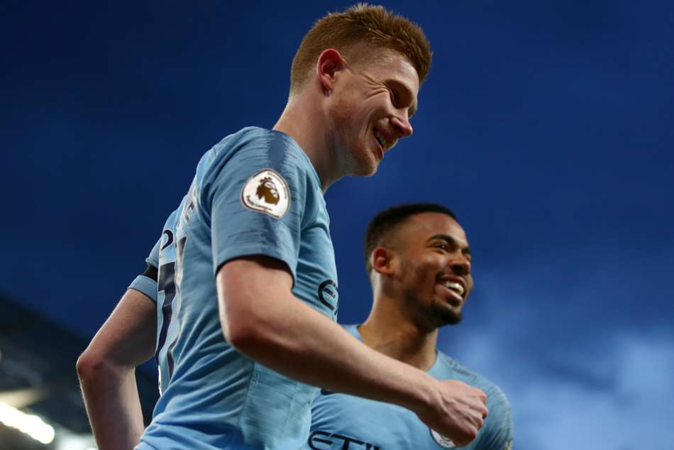Premier League Manchester City Back On Top