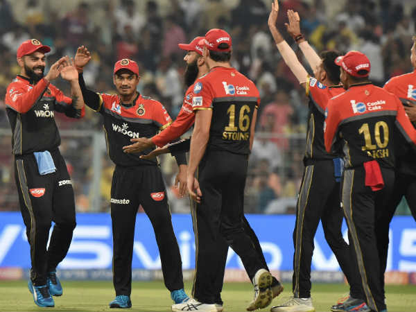 Royal Challengers Bangalore Kings Eleven Punjab Ipl Match Live Updates