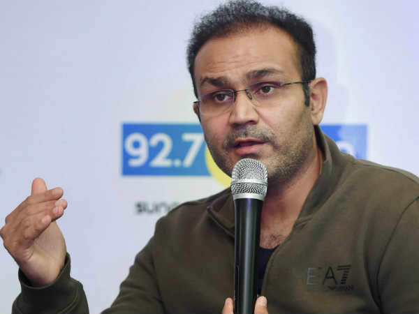 India Pakistan Match Like War We Should Win It Says Sehwag