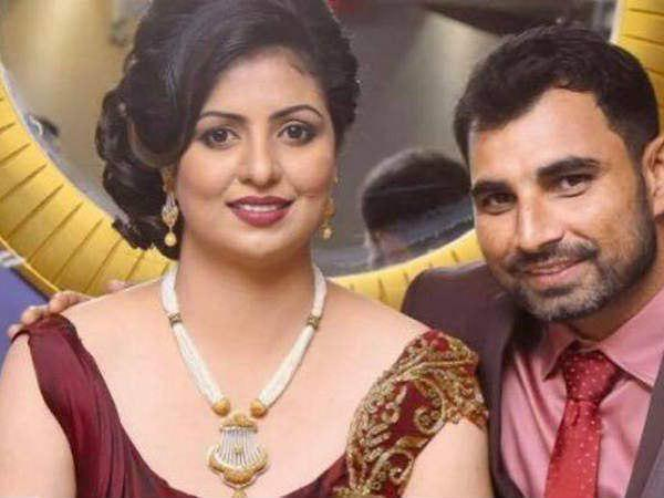 Mohammed Shamis Estranged Wife Arrested