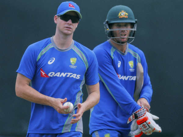 Australia Recall Steve Smith And David Warner For World Cup