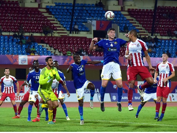 Super Cup Atk Past Real Kashmir