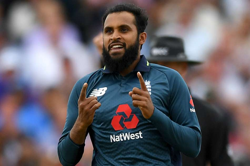 Adil Rashid Run Out Against Pakistan