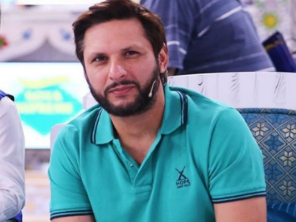 Former Pak Legend Shahid Afridi Named Icon Player For Euro T20 Slam