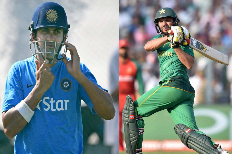 Gautam Gambhir Says Shahid Afridi May Be 39 Years Old But Mentally He Is