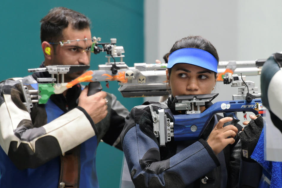 Issf World Cup Munich Apurvi Chandela