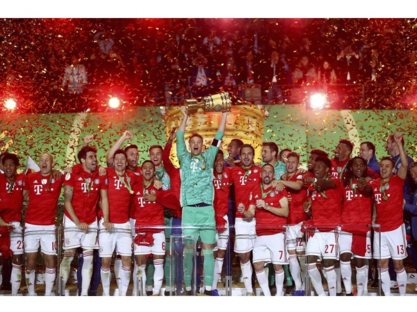 Bayern Munich Win German Cup