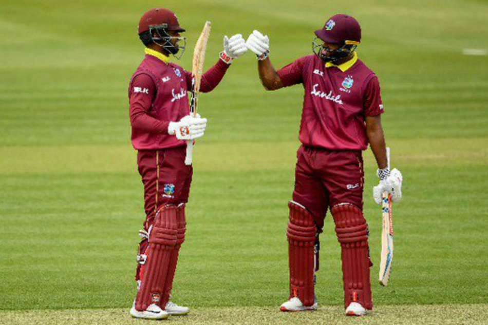 Tri Nation Series West Indies Beat Ireland