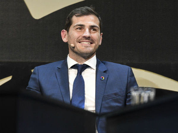 Iker Casillas Discharged From Hospital