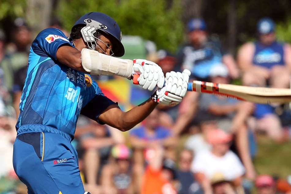 nd Odi Sri Lanka Beat Scotland