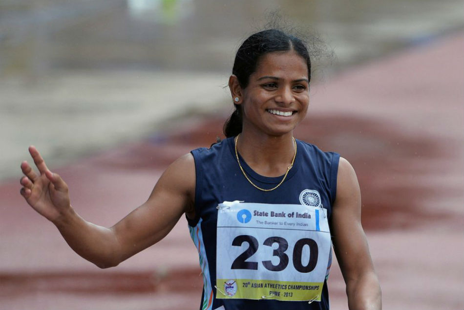 Spinter Dutee Chand Reveals Her Relationship