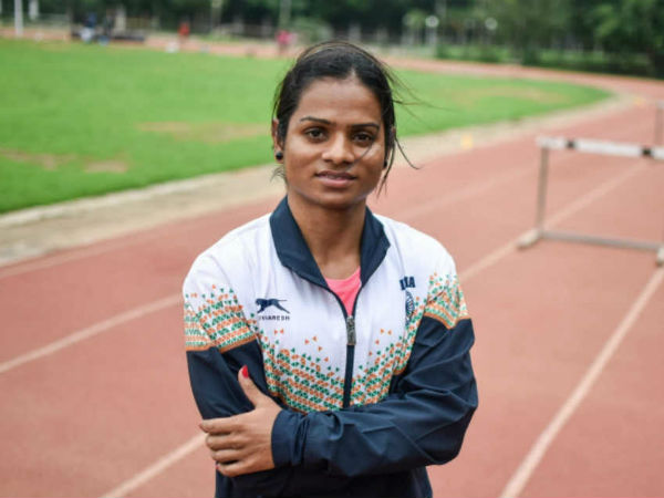 Will Take Legal Shelter Against Being Blackamiled Says Indian Athlete Dutee Chand