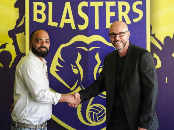 Dutchman Eelco Schattorie Appointed As Kerala Blasters Coach