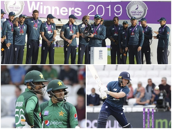 England Thrash Pakistan In Odi Series