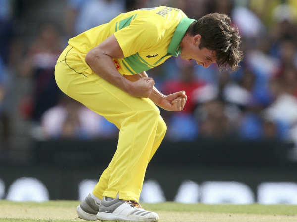Australian Pacer Jhye Richardson Ruled Out Of Upcoming World Cup