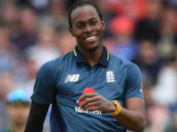 Jofra Archer Included England Team For World Cup