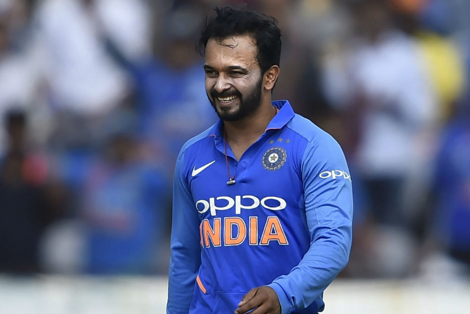 Kedar Jadhav To Travel To England
