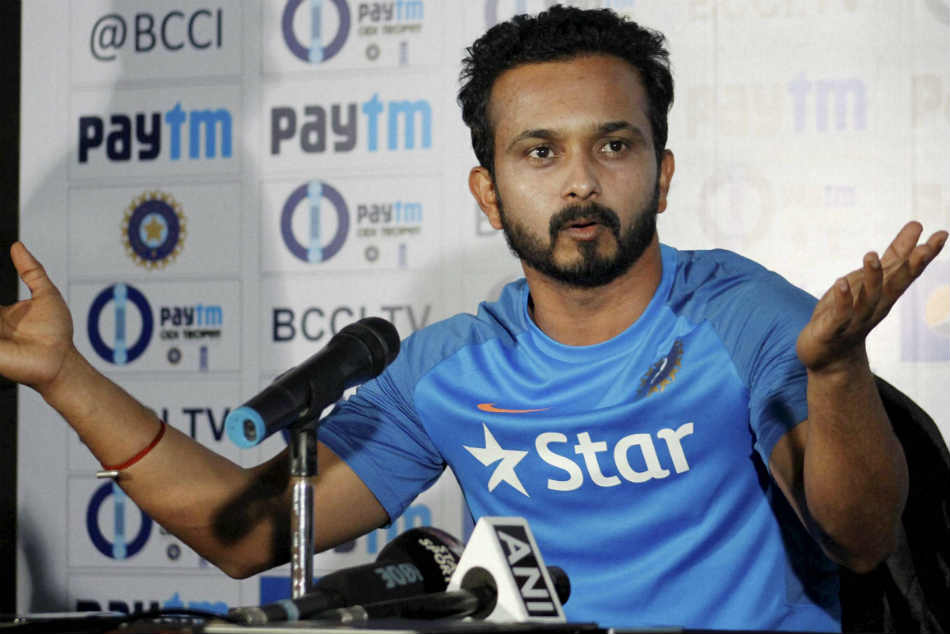 Axar Patel Replacements For Jadhav