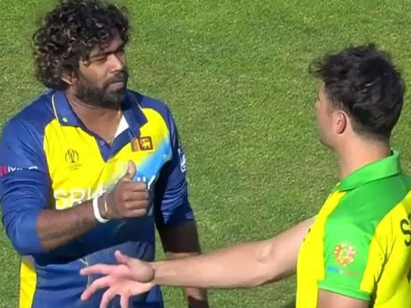 Lankan Pacer Lasith Malinga Shares Tips To Australian Allrounder Marcus Stoinis