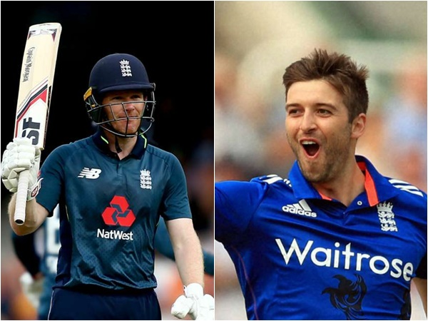 Mark Wood And Eoin Morgan Declared Fit