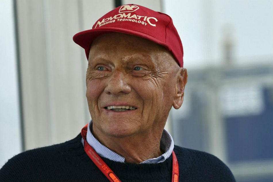 Tributes Pour In For Austrian Driver Niki Lauda