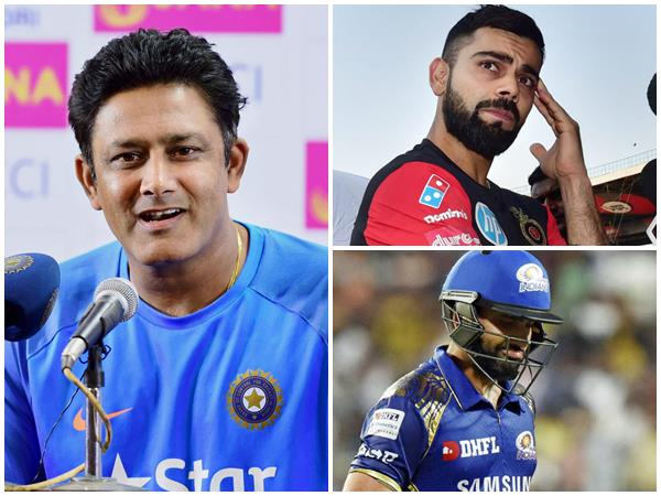 Anil Kumble Picks His Dream Team In This Seasons Ipl