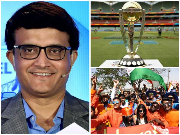Pakstan Are One Of Favourites Of World Cup Says Sourav Ganguly