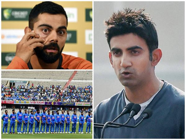 Gambhir Feels Indian Team Are A Pacer Short In Upcoming World Cup