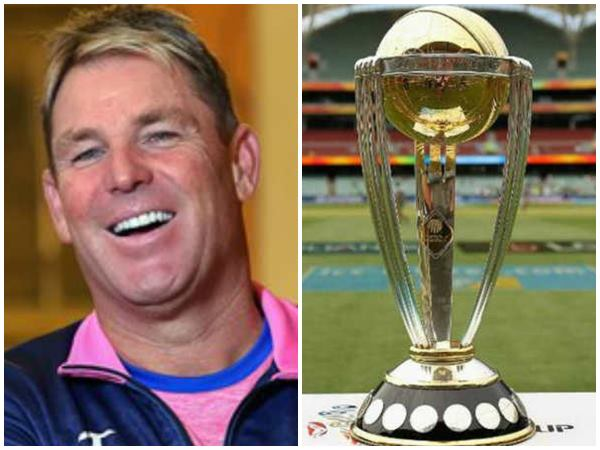 Former Australian Spin Legend Shane Warne Makes Bold Prediction About World Cup