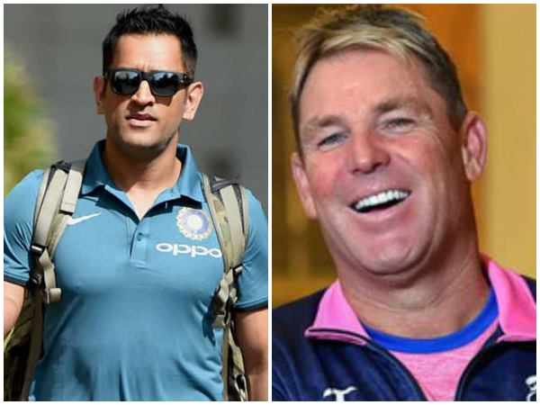 Ms Dhoni Can Retire When Ever He Wants Warne Hits Out At Critics