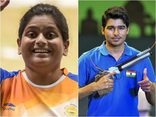 Issf Shooting World Cup Rahi Sarnobat Saurabh Chaudhary Win