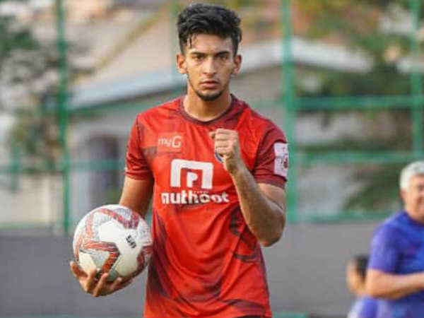 Sahal Abdul Samad Extends Contract With Kerala Blastsers