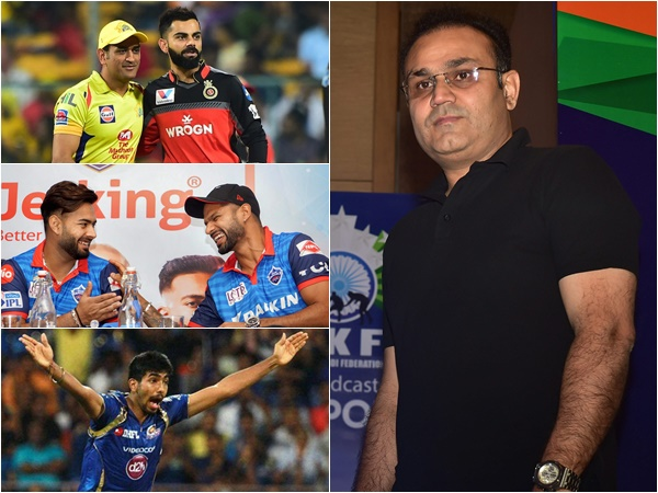 Virender Sehwag Picks His Dream Eleven Of This Seasons Ipl
