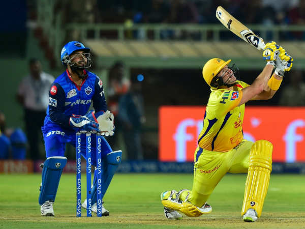 Chennai Super Kings Delhi Capitals Ipl Qualifier 2 Match Live Updates