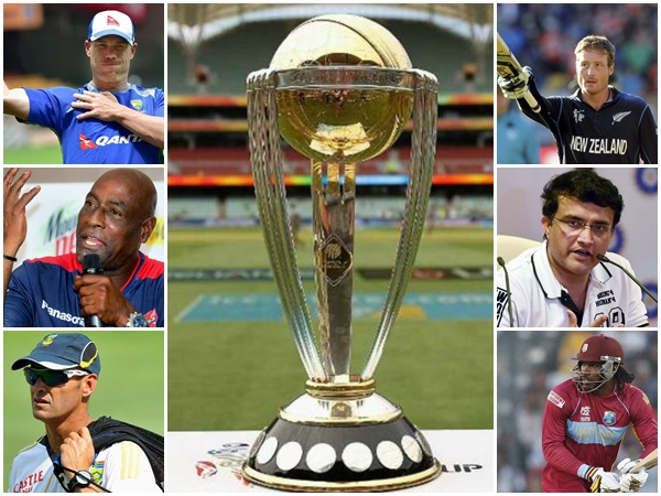 Icc One Day Cricket World Cup
