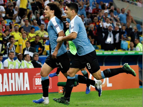 Uruguay Beats Defending Champions Chile In Last Round Match