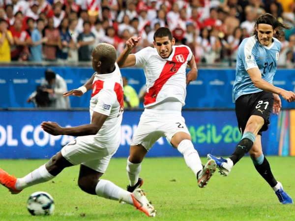 Former Champions Uruguay Crashed Out Of Copa America Tournament