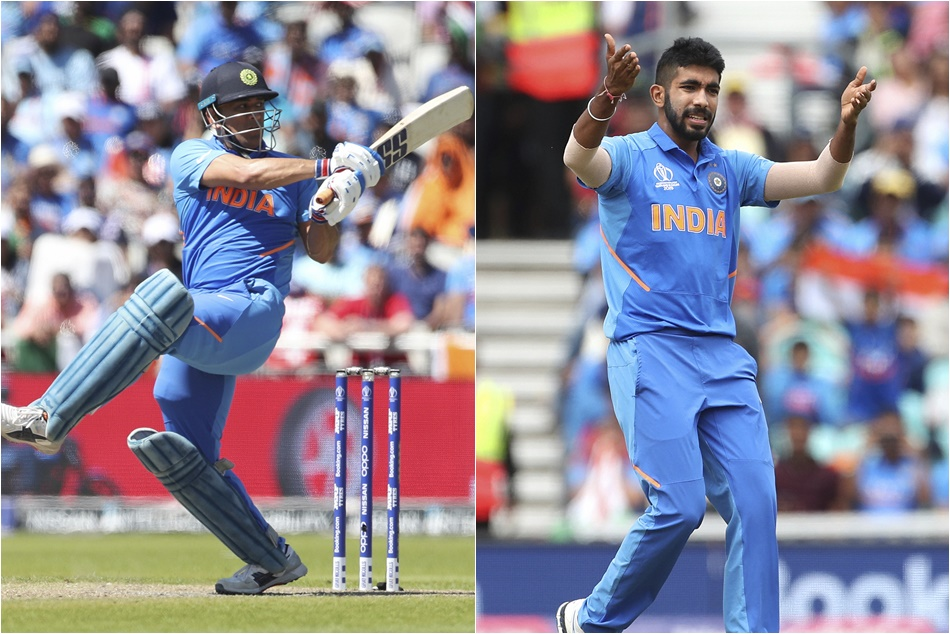 Jasprit Bumrah Backs Dhoni