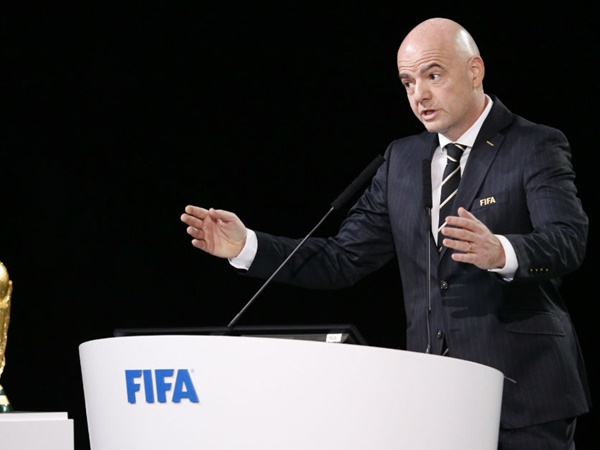 Gianni Infantino Re Elected Fifa President