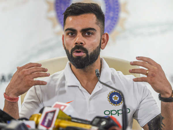 Did N T Want Indian Fans To Set Bad Example Kohli On Smith Being Booed