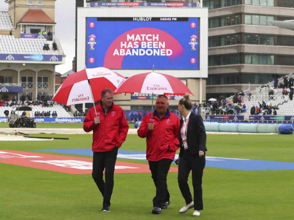 After Another Washout Fans Call It As Worst Cricket World Cup
