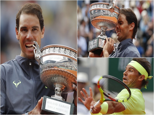 Rafael Nadal Win A Record 12th French Open Title