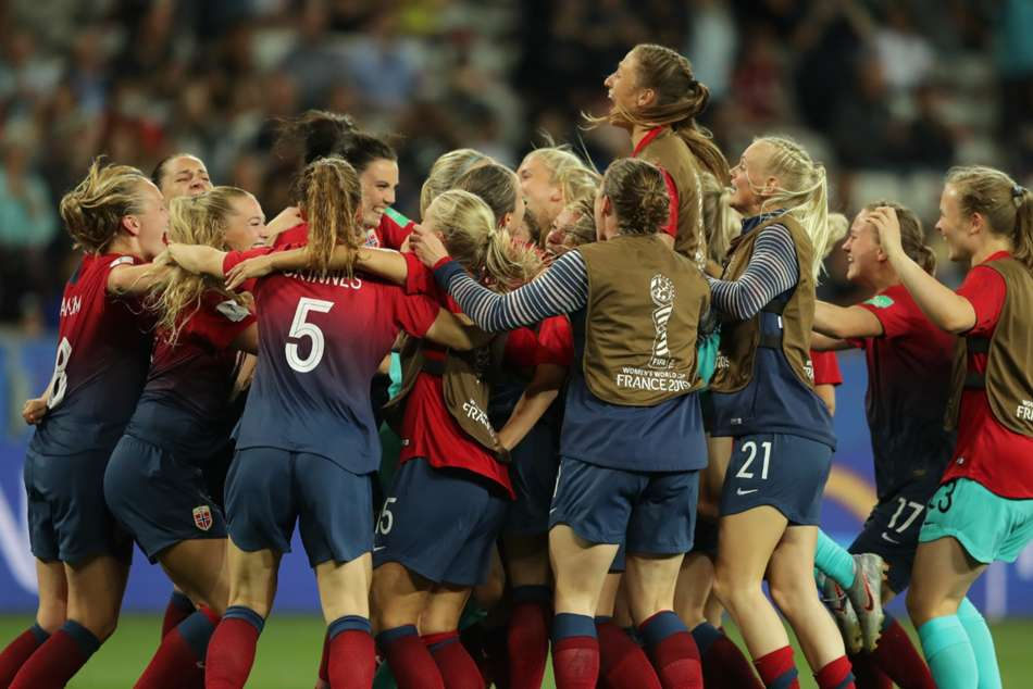 Fifa Womens World Cup Germany Norway In Quarter