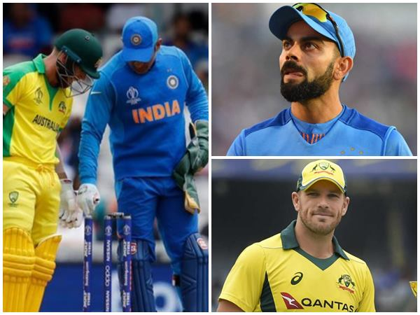 Virat Kohli And Aaron Finch Questions Use Of Zing Bails In World Cup