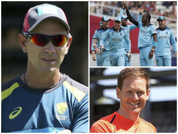 England Are Still Title Favourites In This World Cup Says Australian Coach Langer