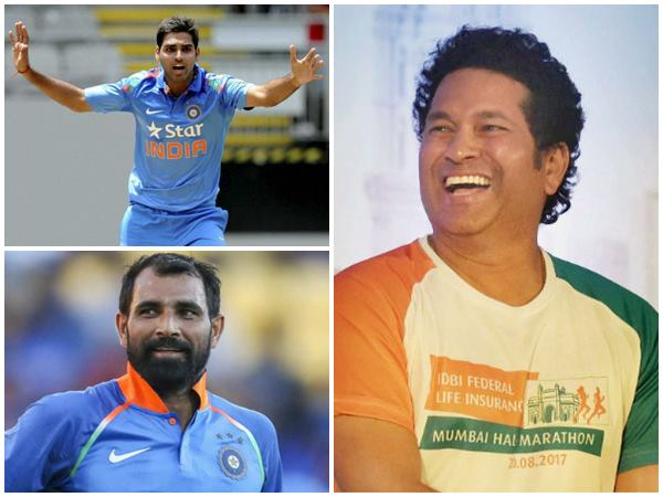Bhuvi Or Shami Sachin Tendulkar Gives Clear Answer