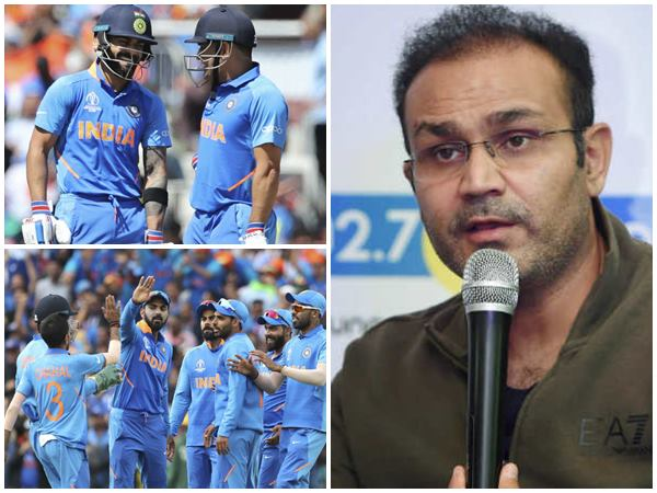 Former Opener Sehwag Criticises India S Defensive Approach Against Spinners