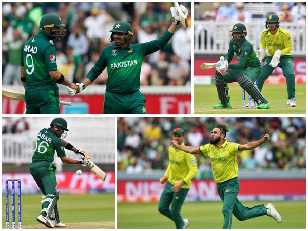 Pakistan South Africa Live Updates